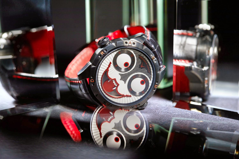Рекламная фотосъемка часов для бренда Константин Чайкин
