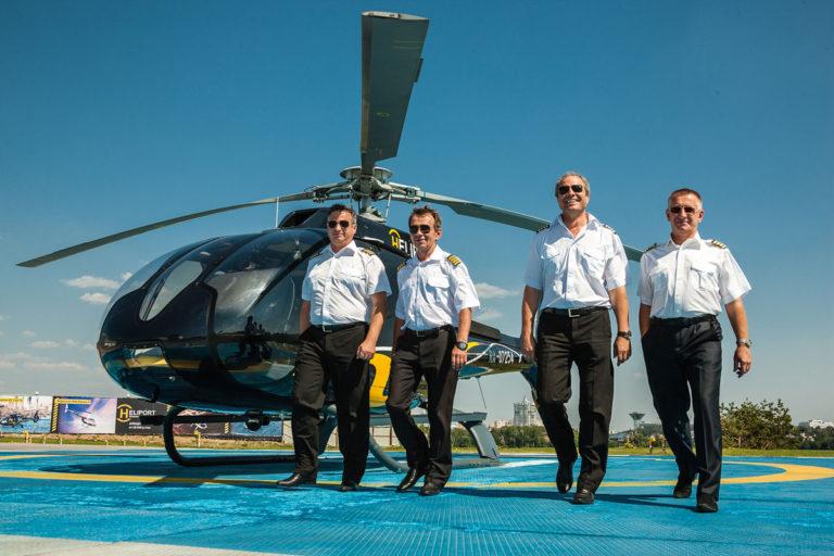 фотосъемка вертолетов