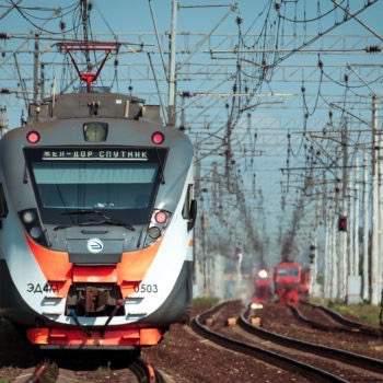 фотосъемка железнодорожного транспорта