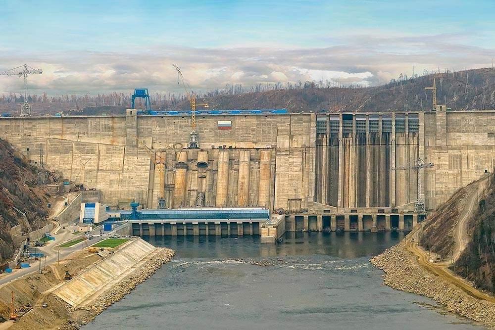 Бурейская ГЭС, г. Благовещенск